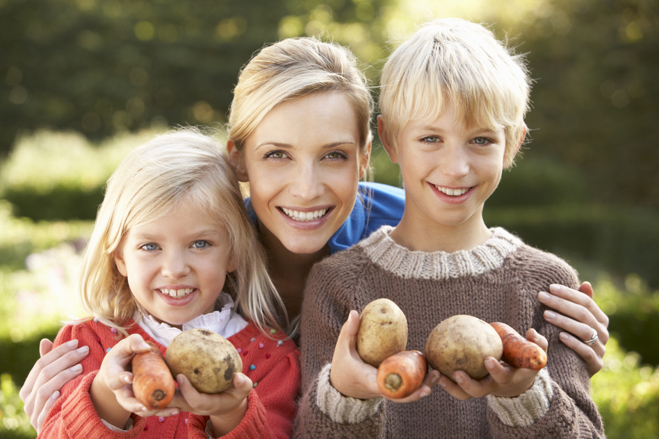 Plant These Fun Veggies Your Kids Will Love to Eat