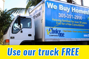 Use our truck fo FREE